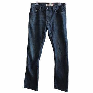 Levi's 514 Slim Straight Men's Denim Jeans 34 x 34